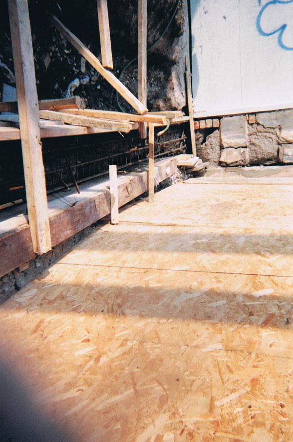construction de fondation de piscine en b ton ma onnerie
